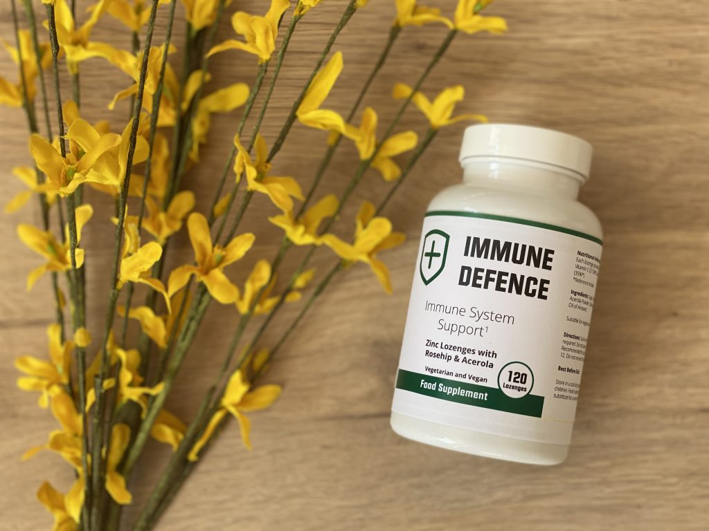 best supplements to boost women immune system